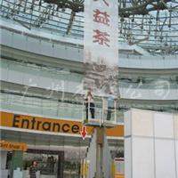 供应高空作业专用双桅杆液压铝合金升降机