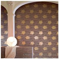供应印象派金属壁纸-3D膜/北京金属壁纸,家居彩装膜