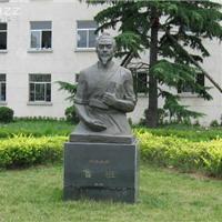 供应石雕鲁班像,石雕老子孔子寿星毛泽东白求恩雷锋校园雕塑
