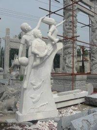 供应石雕人口雕塑,城市雕塑 ,爱情雕塑,母爱雕塑石雕小区