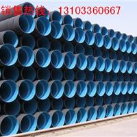 供应黑龙江绥芬河市pe双壁波纹管