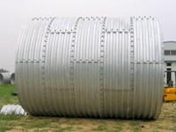 供应大口径金属波纹涵管