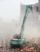 供应神钢挖掘机三段式拆楼臂报价