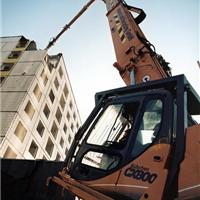 供应凯斯挖土机三段式拆楼臂,挖土机拆楼臂