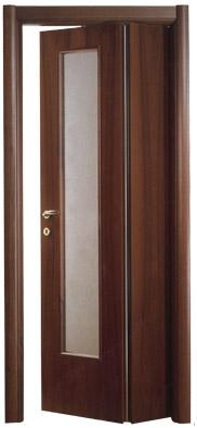 供应优质中高档木质折叠门/承接木门工程
