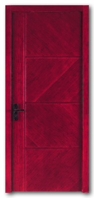 供应中高档优质木质平板门