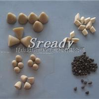 上海压铸件去毛边去合模线研磨材料研磨石
