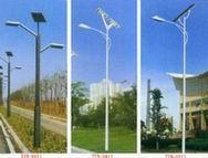 河北生产制造太阳能路灯  led路灯-日月明