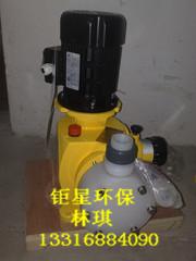 米顿罗GM系列机械隔膜泵 絮凝剂加药泵钜星环保设备