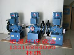 污水处理设备 千世计量泵KDV-23机械泵 钜星环保设备