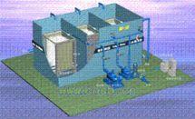 供应 MBR 中水回用 生活水 深度处理