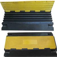 供应橡胶耐压线槽板-串线板线槽橡胶线槽安赢厂