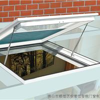 电动天窗带蜂巢帘