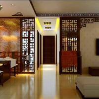中式住宅装修|陕西龙飞装饰|西安装修公司