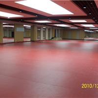 供应PVC塑胶地板卷材、片材、防撞扶手、运动地板、防静电地板