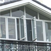 厂家直销 南京迈德门窗生产加工断桥铝合金平开门窗
