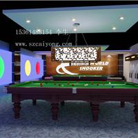 供应专业高档台球室地毯厂 深圳桌球室地毯