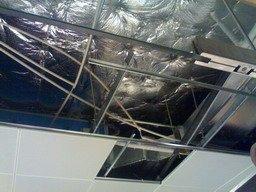 供应机房微孔铝扣板-机房吊顶