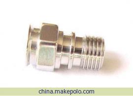 供应三诚金属软管接头非标定制 金属软管