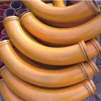 供应双层耐磨弯头_泵车专用耐磨弯头