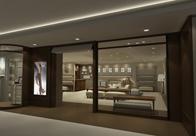 广州知建家具厂家供应展示柜珠宝化妆展示柜