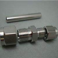 供应不锈钢六角双外丝过渡接头水管