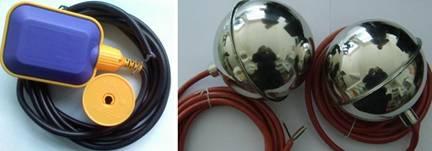 供应桑柏电缆浮球液位控制器
