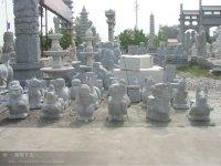 供应石雕12生肖,福运石雕十二生肖柱石雕牛