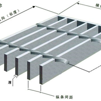 2013年包头钢格板 网格板的市场价是多少