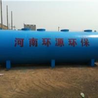 国际屠宰场污水处理成套设备原理