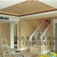 东莞塘厦新房装修、厨房装修、客厅装修
