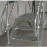 包头齿形格栅踏步板厂家,满洲里防滑踏步板
