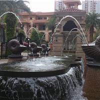 创意喷泉、城市园林景观工程设计和制作