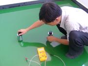 【实价供】应环氧树脂防静电自流地坪施工、耐磨地坪