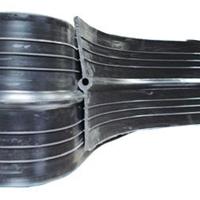 供应海东300-10背贴式橡胶止水带
