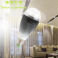 供应LED球泡灯 节能灯泡7W LED灯 灯泡