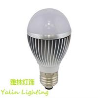 供应LED球泡灯5W 节能灯泡 LED灯泡 球泡灯