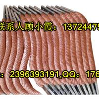 供应铜绞线软连接 镀锡铜绞线软连接