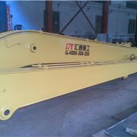 小松PC220挖掘机加长臂长订做 长臂厂家出售