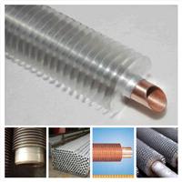 供应翅片管。铜铝。钢铝