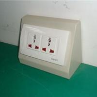 钢制岛式插座 塑料岛式插座 岛式插座条 桌上型水插座