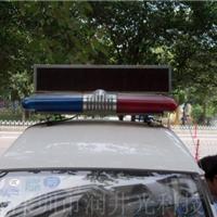 执法部门路政治安巡逻车专用LED车载显示屏
