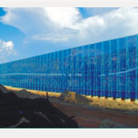 供应辽宁哪个挡风抑尘网厂家提供施工服务?
