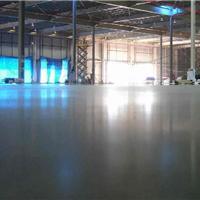 承接马鞍山金属耐磨地坪施工 溶剂型地坪
