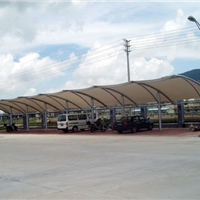 供应停车棚设计安装一条龙服务