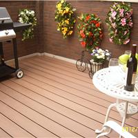 安徽木塑、合肥生态木、木塑地板、木塑廊架