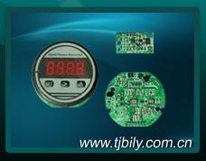 供应压力变送器电路板