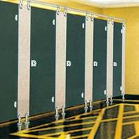 河南专业生产卫生间隔断配件,卫生间隔断板材,可定制