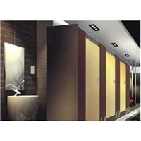 河南生产销售卫浴隔断板材,公共卫生间成品隔断