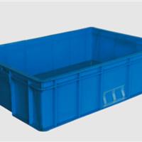 供应昆明可堆式塑料周转箱
